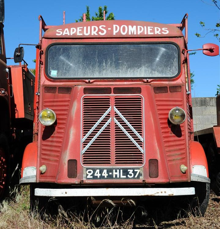 Camion anciens